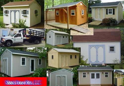 Sheds Done Rite